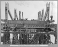 Queensland State Archives 3897 Deck and timber falsework of south anchor arm Brisbane 17 November 1938.png
