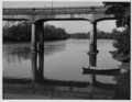 Queensland State Archives 6806 Traffic bridge and river scene Innisfail October 1960.png