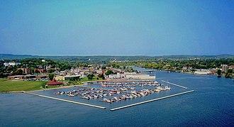 Quinte West - Marina Trenton