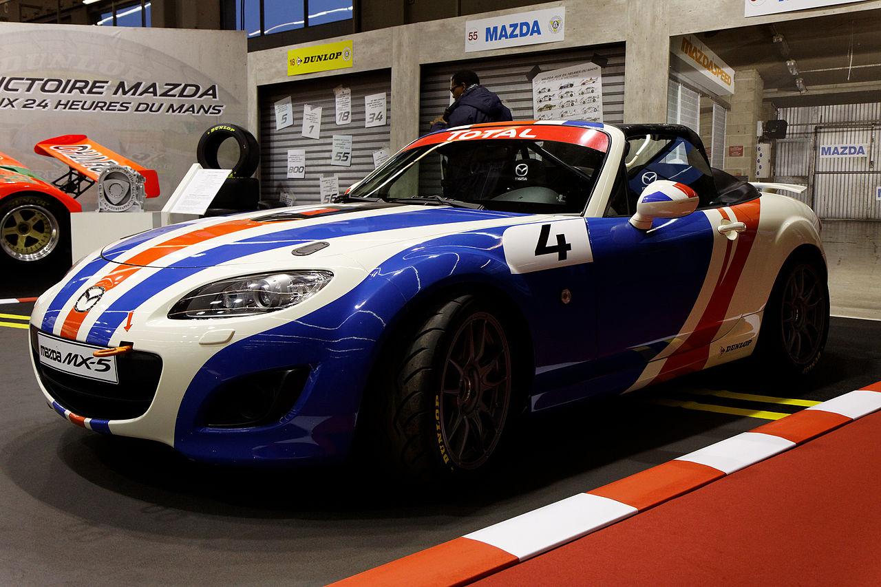 Mazda Mx Race Car For Sale Uk
