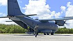 RAAF C-27 A34-009 during COPE NORTH 2018.jpg