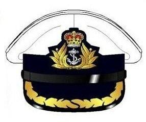 RN Senior officers
