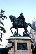 RO IS Stefan cel Mare statue 2