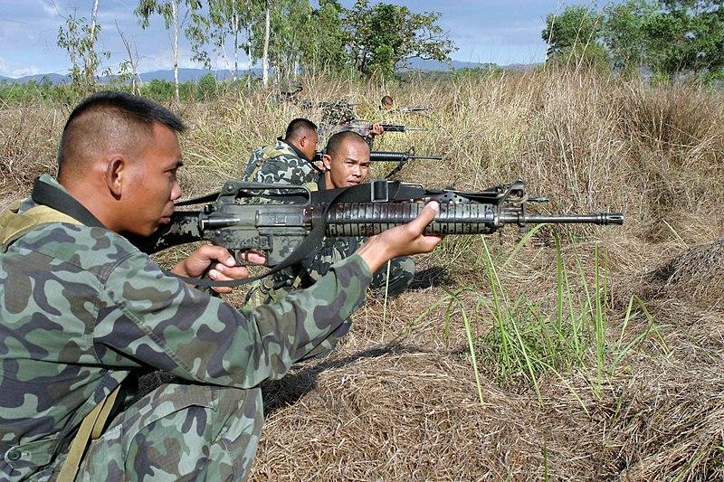 M16 800px-RP_Marines_assault_line_DM-SD-06-10463