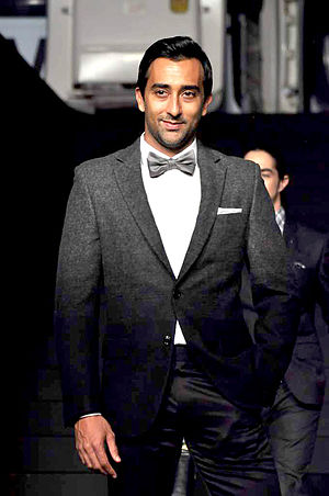 Rahul Khanna - Rahul Khanna at the launch of Van Heusen.
