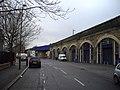 Railway Arches in Hercules Road Lambeth - geograph.org.uk - 1707492.jpg