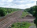 Railway lines in Bishopbriggs - geograph.org.uk - 1336513.jpg