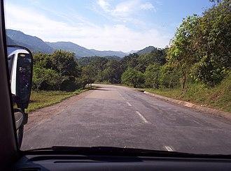 Badulla - Image: Raja Mawatha