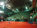 Rajiv Gandhi Indor Stadium Inside Gallery.JPG