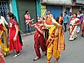 Rama Navami Celebration - Andul-Khatir Bazaar Road - Mahiari - Howrah 20180325164234.jpg