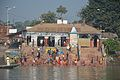 Ramkrishnapur Ghat - Howrah - River Hooghly 2013-11-09 4202.JPG