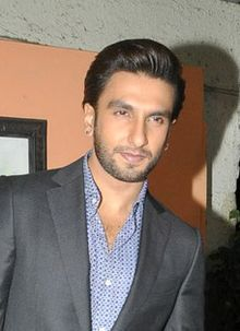 Ranveer during promotion of Gunday.jpg