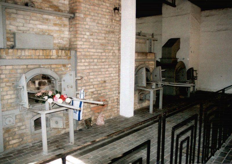 Crematorium and incinerators.