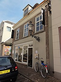 Ravenstein Rijksmonument 32360 Marktstraat 20.JPG