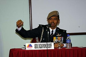 Abdul Razak Mohd Yusof - Razak in January 2008