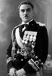 Italian admiral