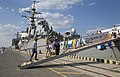 Reception with Ambassador Pyatt Aboard USS ROSS, July 24, 2016 (28299350660).jpg