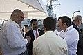 Reception with Ambassador Pyatt Aboard USS ROSS, July 24, 2016 (28477052012).jpg