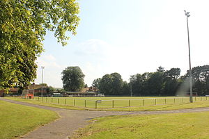 Pewsey Vale F.C. - Recreation Ground, Pewsey Vale