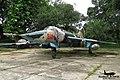 Red 910 Bangladesh Air Force A-5 Fantan (24457495404).jpg