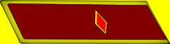 Red Army Com Brig 1940 col