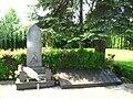 Red Army Soldiers Memorial in Bobrek (district of Cieszyn).jpg