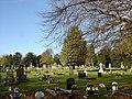 Redhill Cemetery, Nottingham - geograph.org.uk - 1042544.jpg