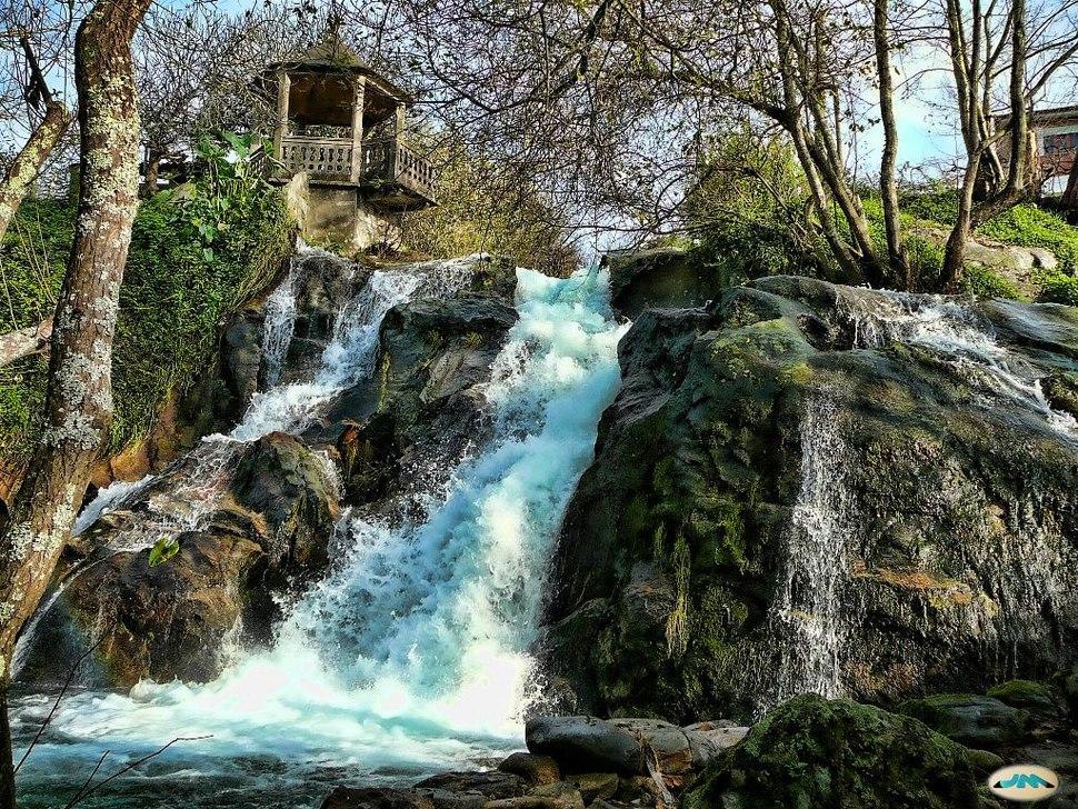 Redondela, río Alvedosa