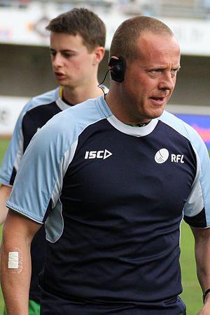 Richard Silverwood - Image: Referee Richard Silverwood