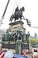 Reiterstandbild Friedrich Wilhelm III-Aufstellung 2009-8082.jpg