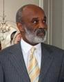 René Préval president haiti.png