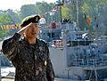 Republic of Korea TRANSCOM commander visits 7th Transportation Brigade (Expeditionary) 140513-A-RY727-062.jpg