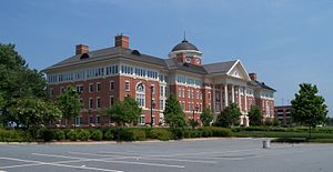 Kannapolis, North Carolina - David H. Murdock Core Laboratory at the North Carolina Research Campus