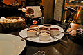 Restaurante Santa Truta (Santo Antonio do Pinhal) - Molhos para fondue - Fondue sauces (8903453147).jpg