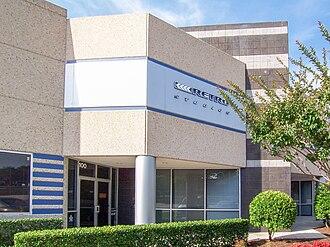 Retro Studios - Retro Studios' former headquarters in Austin, Texas. The company moved to a new location in 2011.