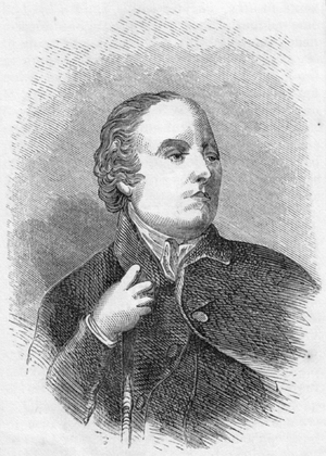 Engraving of Rev. William Gilpin.