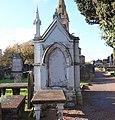 Rev. William Inglis gravestone, St Michael's Church, Dumfries. Associate of Robert Burns.jpg