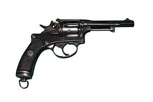 Schmidt M1882 - Image: Revolver p 1030107