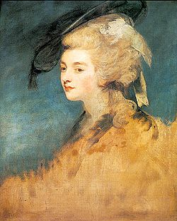 Reynolds - Portrait of Georgia Spencer, Duchess of Devonshire.jpg