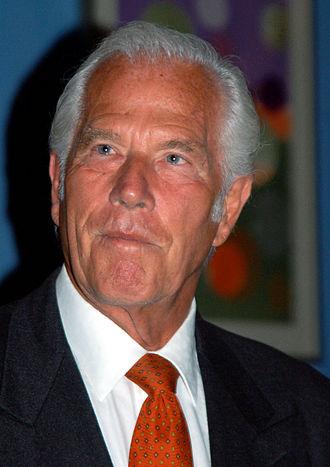 Richard Harrison (actor) - Harrison in 2011