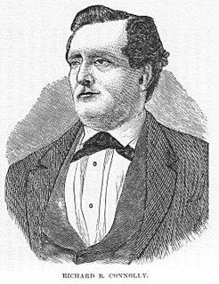 Richard B. Connolly American politician