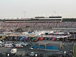 Richmond Raceway Motorsport track in the United States