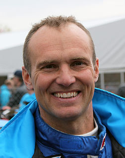 Rickard Rydell Swedish racecar driver
