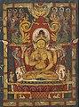 Right art detail, from- Tibetan - Buddha Shakyamuni and Prajnaparamita - Walters W8561 (2) (cropped).jpg