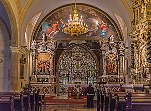 Image result for Treasury and Gallery of Our Lady of Trsat Sanctuary rijeka images""