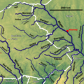River Niger Tributaries from Burkina Faso OSM.png