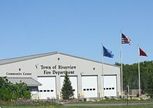 Fire Department and Community Center