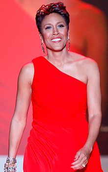 Robin Roberts at Heart Truth 2010 cropped.jpg