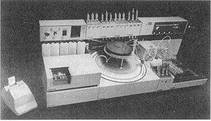 Hans Baruch - Image: Robot Chemist