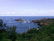 Rocher de la vierge - Biarritz.jpg